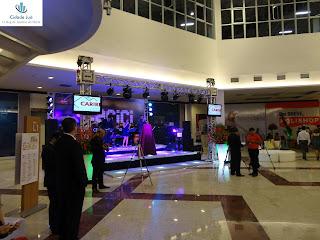 Festa de inauguração do Cariri Garden Shopping.