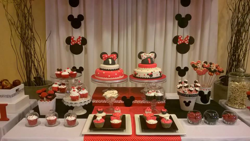 Mesa Dolce Amore Minnie Mouse