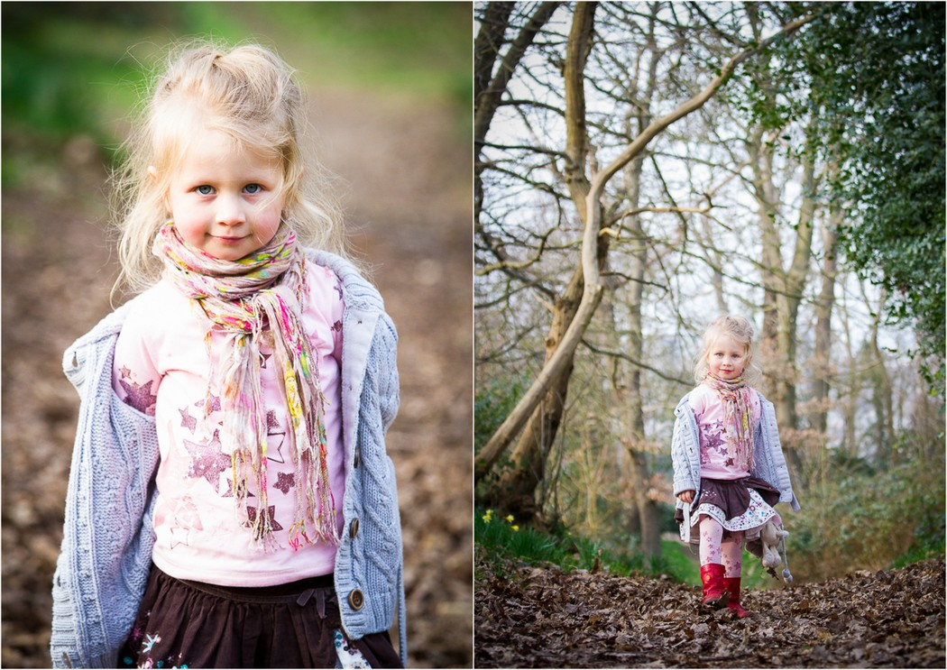 On location Children & Family Portrait shoot Lense Abbey Wood London