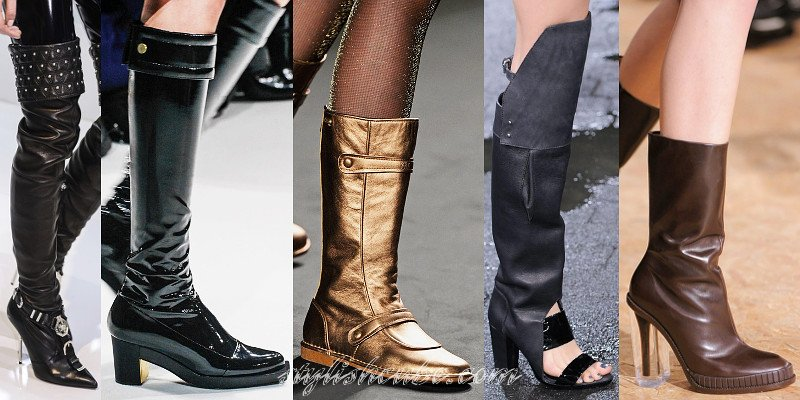 Fall 2013 Fashion High Boots For Women