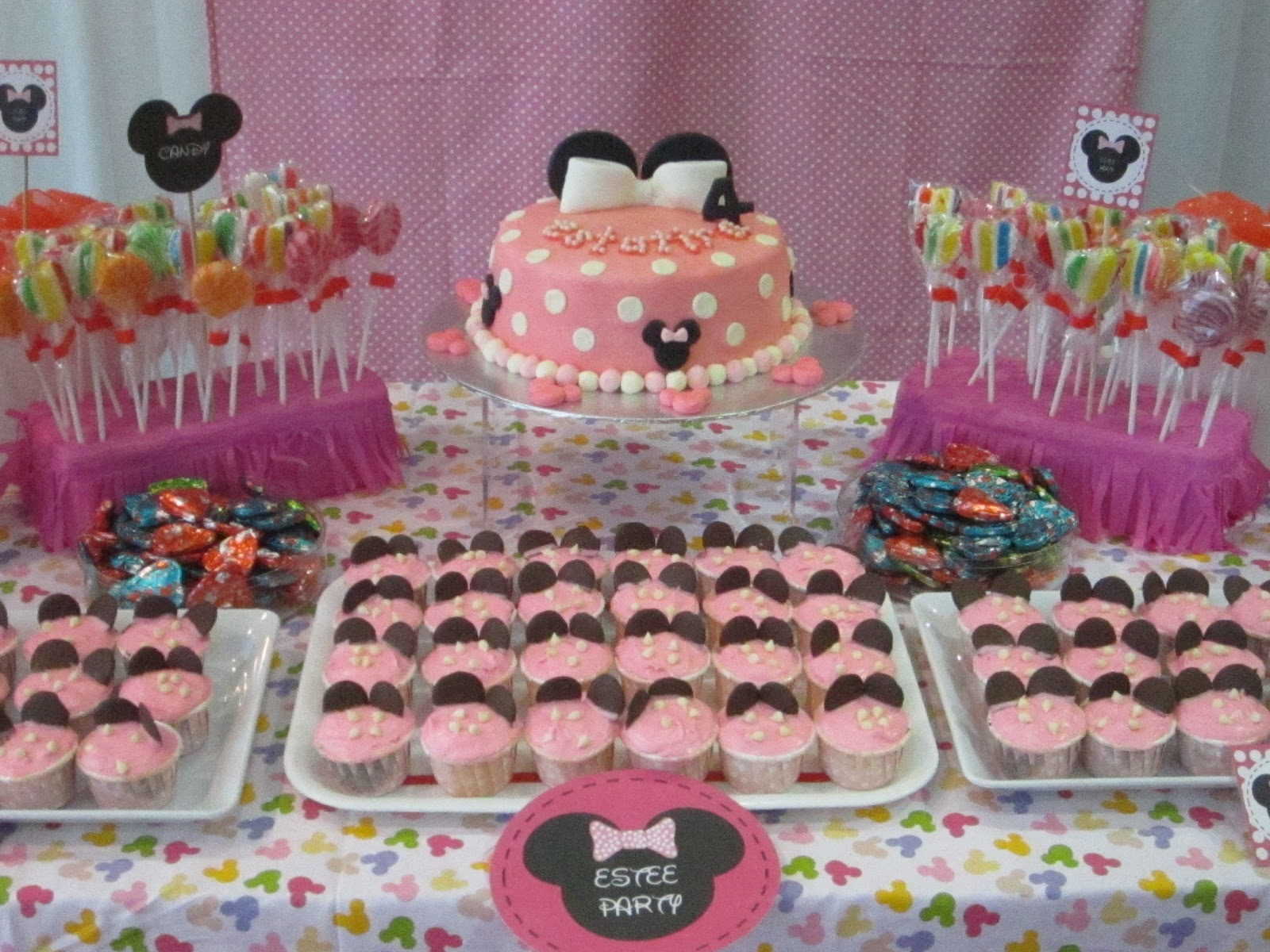 partynsuch minnie mouse theme birthday party rh partynsuch blogspot com candy buffet minnie mouse theme minnie mouse candy buffet labels