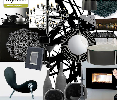 Interior Design And Usage Of Mood Boards , Home Interior Design Ideas