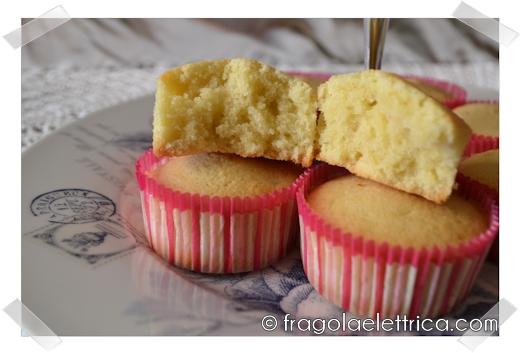 Cupcake alle Mandorle
