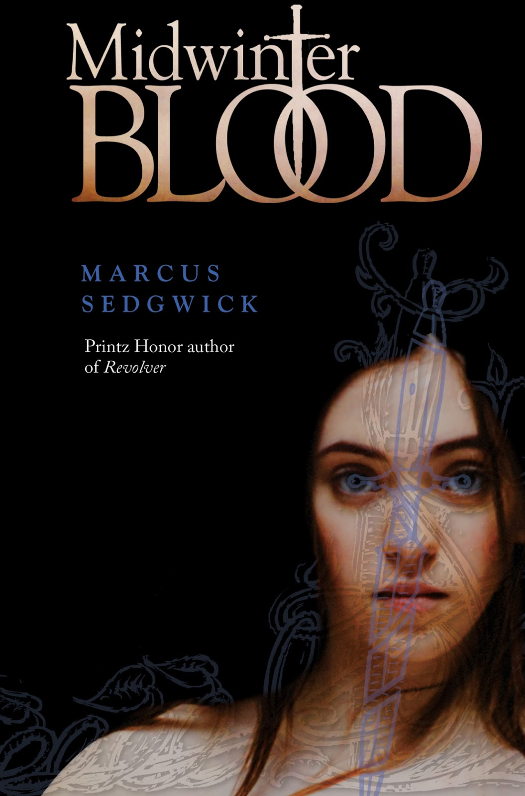 Midwinterblood Marcus Sedgwick book cover