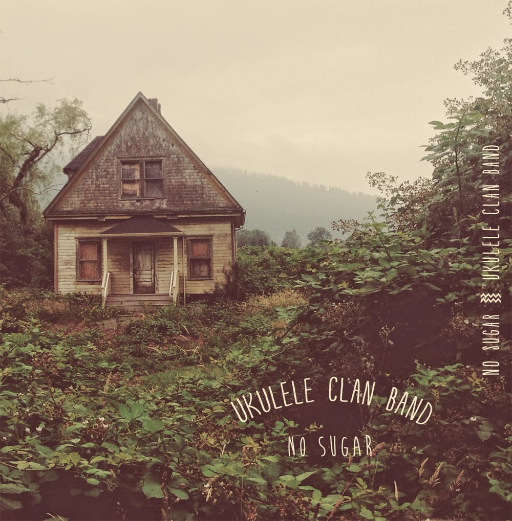 Ukulele Clan Band No sugar disco