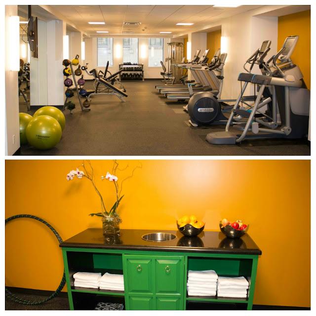 Kimpton Pittsburgh Hotel Monaco - Fitness Center