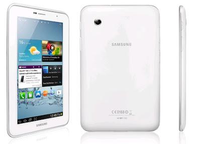 Tablet Murah Samsung Galaxy Tab 2 7.0 Espresso 8GB WiFi