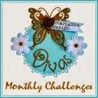 Marianne Design Monthly Diva's Challenge