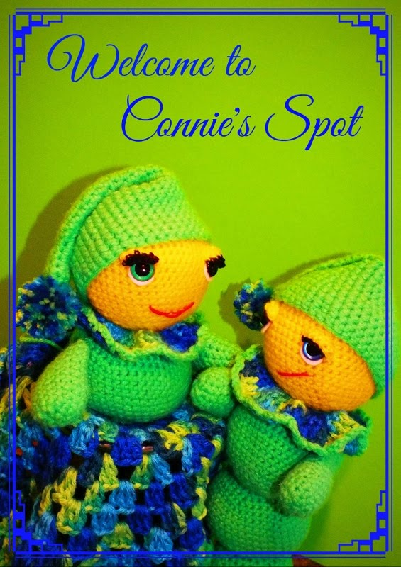 Connie's Spot© Crocheting, Crafting, Creating!