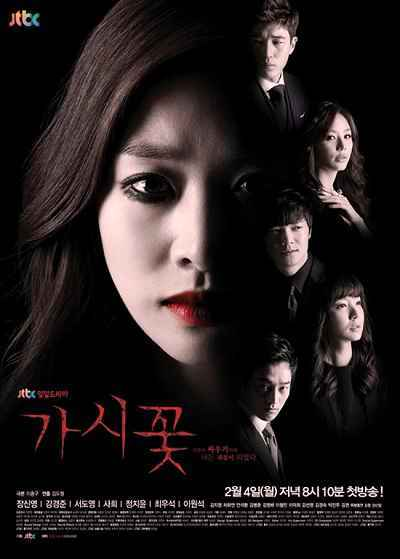 drama korea thorn flower merupaka drama korea terbaru 2013 yang