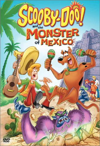 Scooby-Doo! And the Monster of Mexico movie