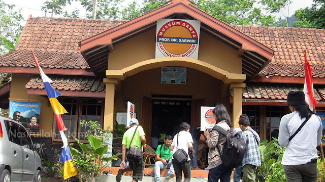 Menuju Museum Gempa Prof. Dr Sarwidi Yogyakarta