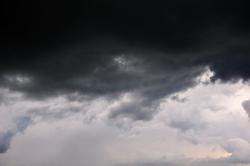Finsterwolken...