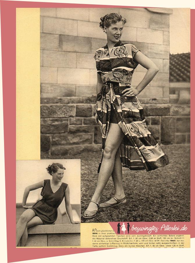 Praktische Mode 06/1954