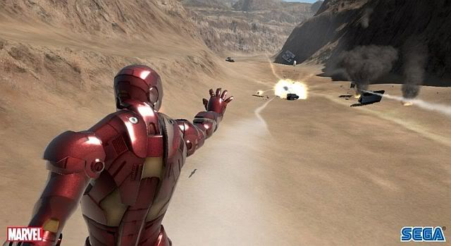 Iron Man 1 Game Download Free For PC Full Version