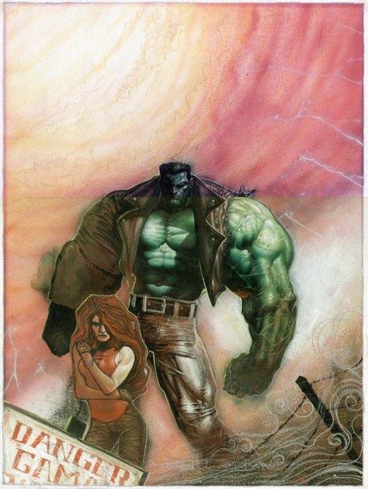 Hulk 06 por LiamSharp