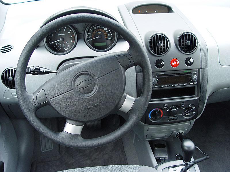 Luxury Autos Chevrolet Aveo