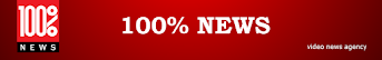 """Информационное агентство видео-новостей """"100%NEWS"""""""