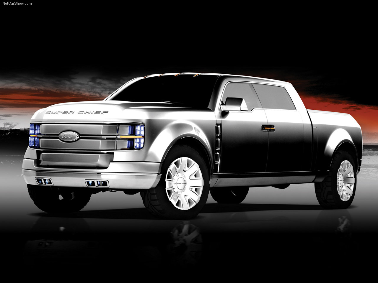 Ford - Populaire français d'automobiles: 2006 Ford F-250 Super Chief ...
