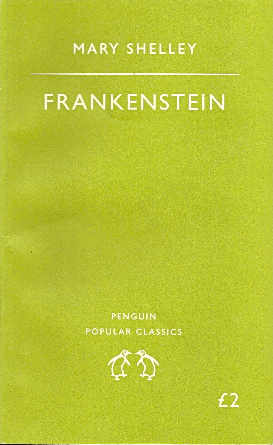 the theme of ambiguity in frankenstein a novel by mary shelley Responsible creativity and the modernity of  shelley incorporates the inherent ambiguity of the  of frankenstein: essays on mary shelley's novel,.