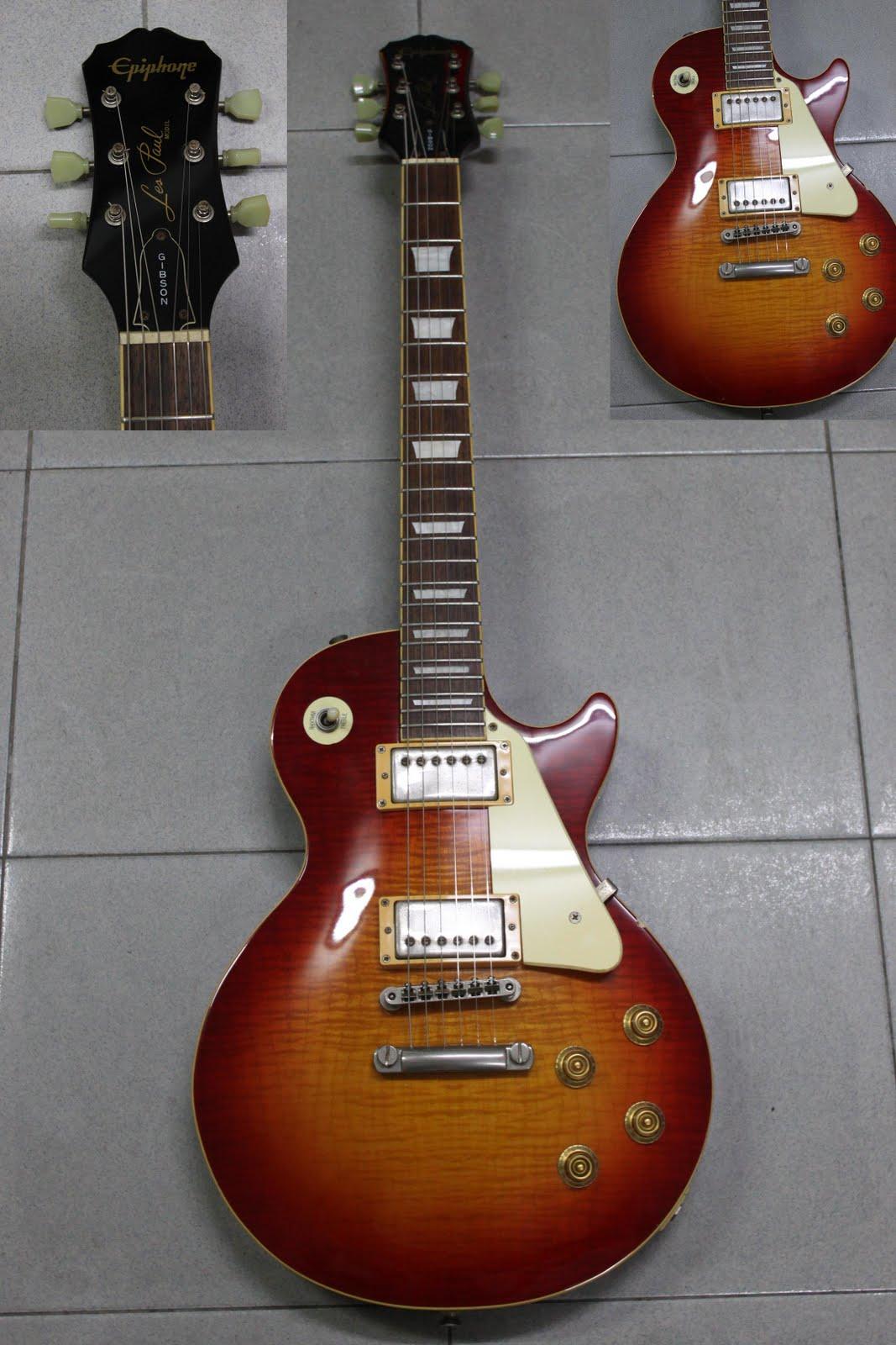 Pre-Owned Guitars @ OtokoMusic: Otoko Music - EPIPHONE