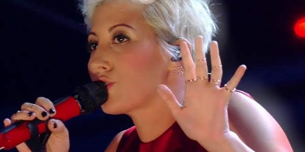 Adesso e qui Malika Ayane testo lyrics translation Sanremo 2015