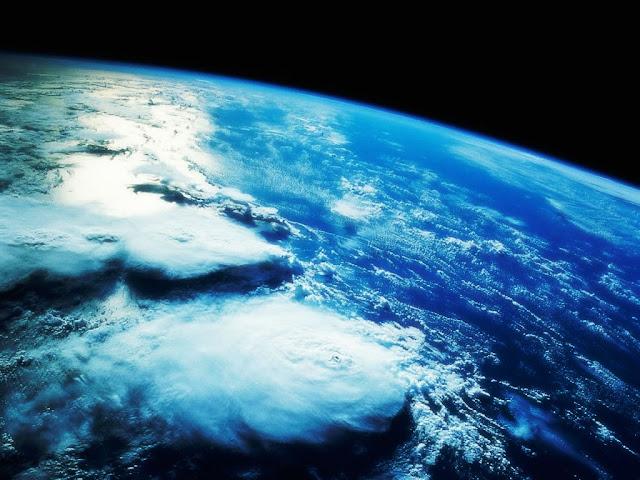 Terra azul imagem 2036