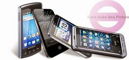 10 Bentuk Kerusakan Smartphone yang Aneh dan Unik Akibat Kecelakaan dan Kegilaan
