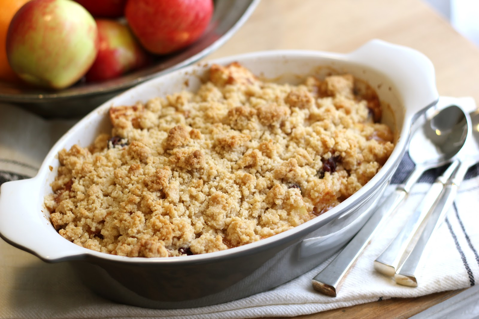 Jenny Steffens Hobick: Recipes | Apple Crisp | Oatmeal ...