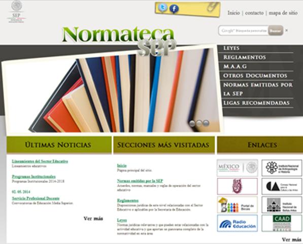 NORMATECA SEP