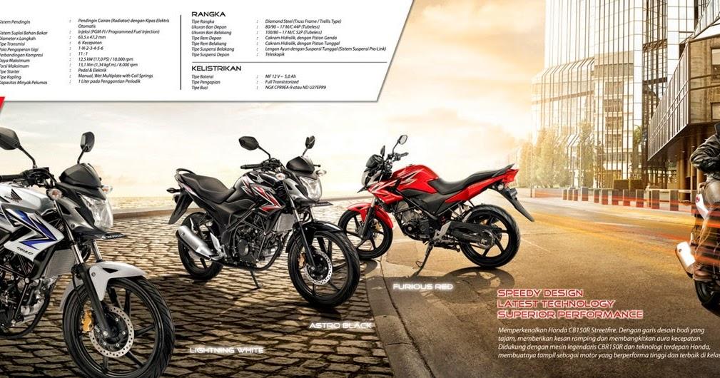 MOTOR SPORT: Brosur Harga Kredit Motor Honda di FIF