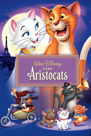 Mèo Quý Tộc - The Aristocats