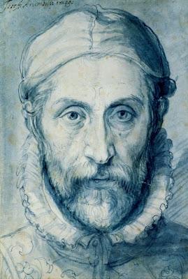 Autoportrait Arcimboldo