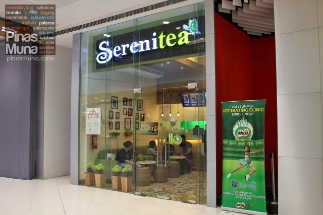 Serenitea at Mega Fashion Hall