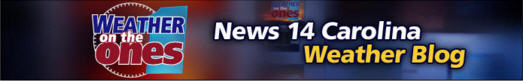 News 14 Carolina - Weather Blog