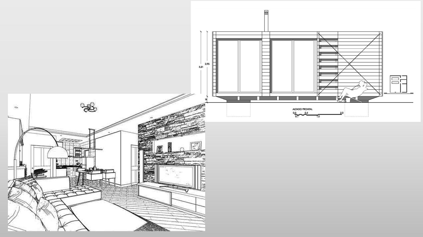 Tecnicasdos Representaci N Arquitectonica