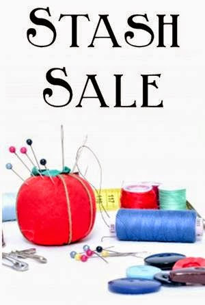 My Downsizing Fabric Sale !