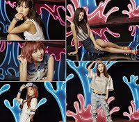 4Minute. Is it Poppin