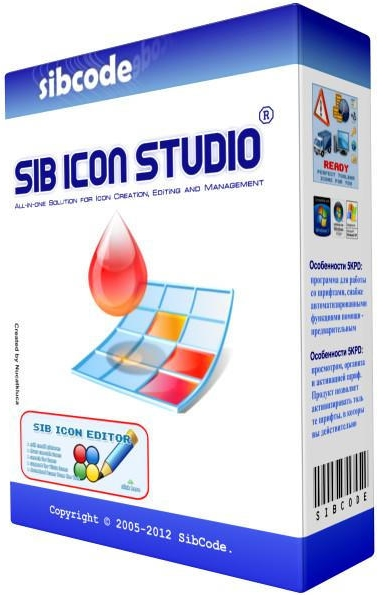 Sib Icon Studio 4.02 With Serial Key