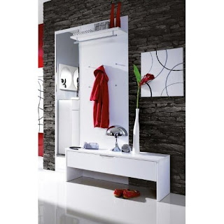 flur und diele ideen zur gestaltung kleiner flur. Black Bedroom Furniture Sets. Home Design Ideas