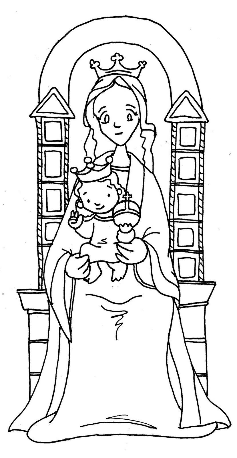 Dibujos para catequesis: 2011