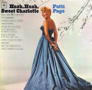 Patti Page - Hush, Hush, Sweet Charlotte (1965)