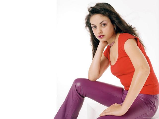 Mila Kunis highest paid actress wallpaper