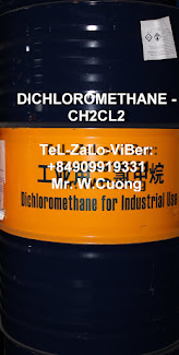METHYLENE CHLORIDE | MC | Dichloromethane | CH2CL2