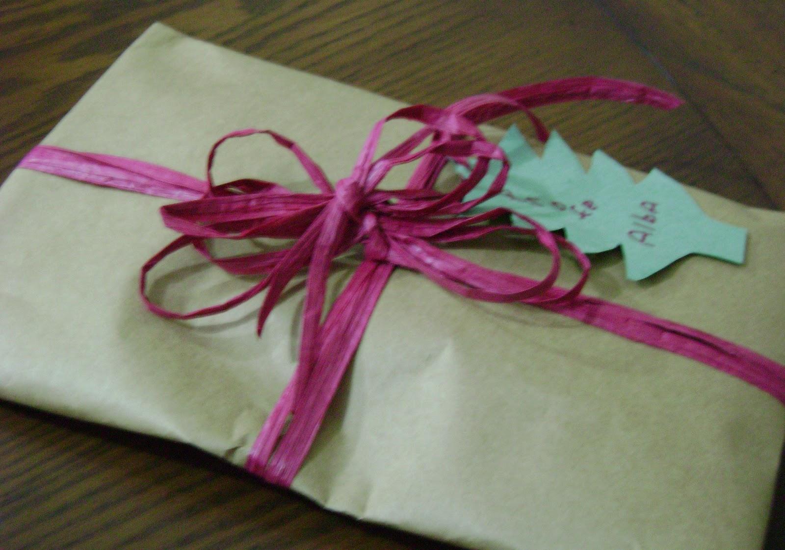 Cecilia en casa envoltura de regalos for Envolturas para regalos