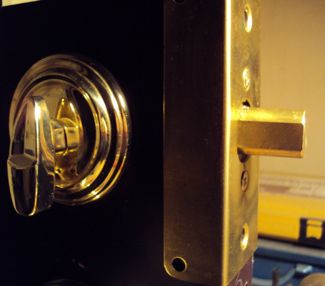 Altic Lock Service Indianapolis Door Edge Reinforcement