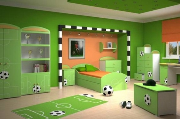 Decoracion Habitacion Varones ~ Hermosas Habitaciones para Ni?os Hombres  Decoraci?n Dormitorios y
