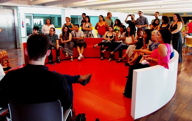 Tarde Literária Illuminare | Selo Antologia Brasileira