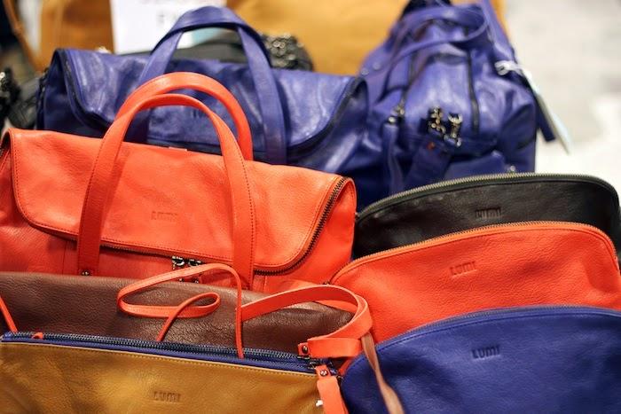 Lumi Laukku M : Uusi laukku lumi accessories hanna u aamukahvilla