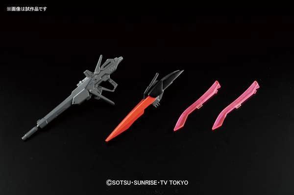 lightning zeta weapon gundam century